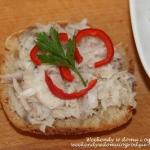 Pasta do chleba z...