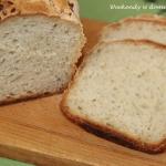 Chleb na wodzie z...