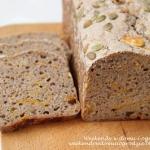 Chleb z dynią na...
