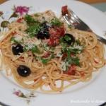 Spaghetti na specjalne...