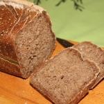 Żubrowy chleb na zakwasi...