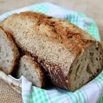 Piwny chleb pszenny na...