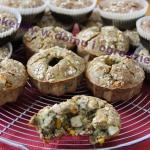 Wytrawne muffinki ze...