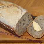 Orkiszowy chleb z amarant...