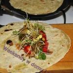 Burrito i tortilla -...