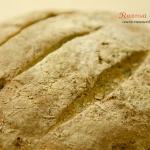 Pszenny makowy chlebek