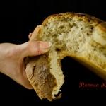 Chleb z brązowym ryżem