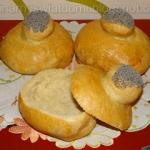 Chlebowe miseczki