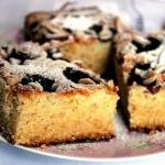 Marcepanowe ciasto ze...