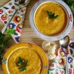 Zupa krem z kalafiora z...