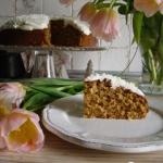 Ciasto marchewkowe (fit)