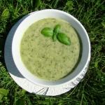 Zupa krem z ogórka z...