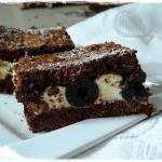 Ciasto czekoladowe z krem...
