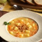Zupa zarzucajka – kuchn...