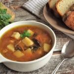 Przypalanka (zupa ziemnia...