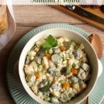 Salatka z bobu – kuchni...
