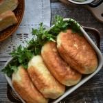 Placuszki z ziemniakami...