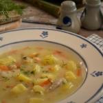 Zupa koperkowa z...