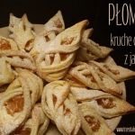 Plomyki - kruche ciastka ...