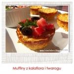 Muffiny z kalafiora i...