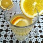 Rozgrzewająca lemoniada...
