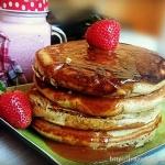 Pancakesy wieloziarniste...