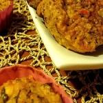Warzywne muffinki tylko...