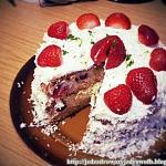 Tort kokosowo-limonkowy