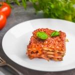 Dietetyczna lasagne z...