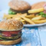 Wegańskie burgery z...