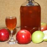 Nalewka jabłkowo -...