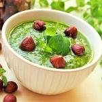 Pesto z oregano i orzecha...