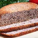 Chleb gryczany z...