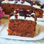 Ciasto marchewkowe z...