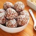 Raw Power Protein Balls