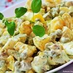 Salatka ziemniaczano - sl...