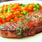 Stek wołowy z...