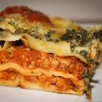 Lasagne nie do konca po w...