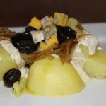 Patato salata z olivkami