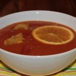 Zupa pomidorowa z pomaran...