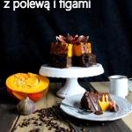 Sernik kawowo-dyniowy z...