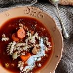 Zupa pomidorowa -...
