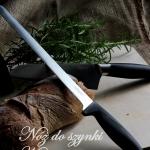 Dwa noże od Fiskars -...