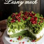 Ciasto leśny mech -...