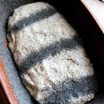 Chleb z makiem i białym...