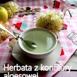Herbata aloesowo-miodowa ...