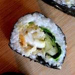 Domowe sushi - maki z...