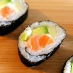 Domowe sushi -...