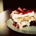 Tort z bezy...