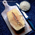 Prosty chleb z kaszy gryc...